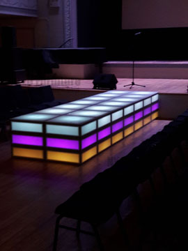 LED Stage Rental - Florida