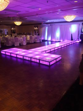 LED Catwalk Rental