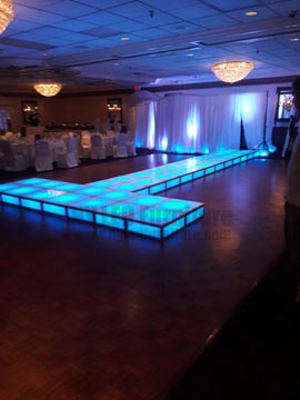 LED Runway Rental