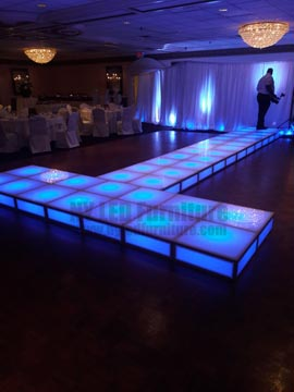 LED Stage Rental
