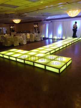 Light Up Catwalk Rental