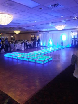 Light Up Floor Rental