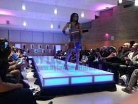 Fashion Show Platform Rental