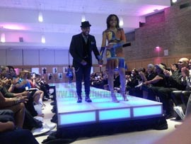 Illuminated Catwalk Rental