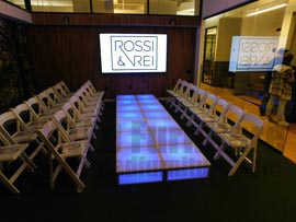 Fashion Show Floor Rental